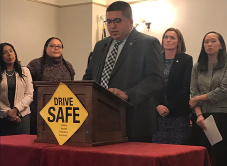 Immigrants, allies celebrate first step towards restoring driver's licenses