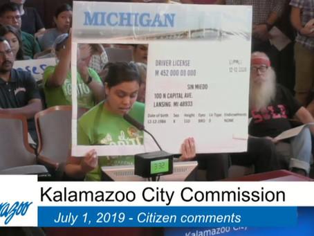 """""""Driver's Licenses for All"""" bill Introduced in Michigan Legislature"""