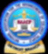 Detroit Branch NAACP Logo BIG PNG  - LaT