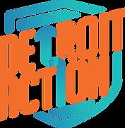 Detroit Action White - Full Color  - Bra