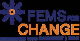Fems for Change 3 word logo - Patricia B