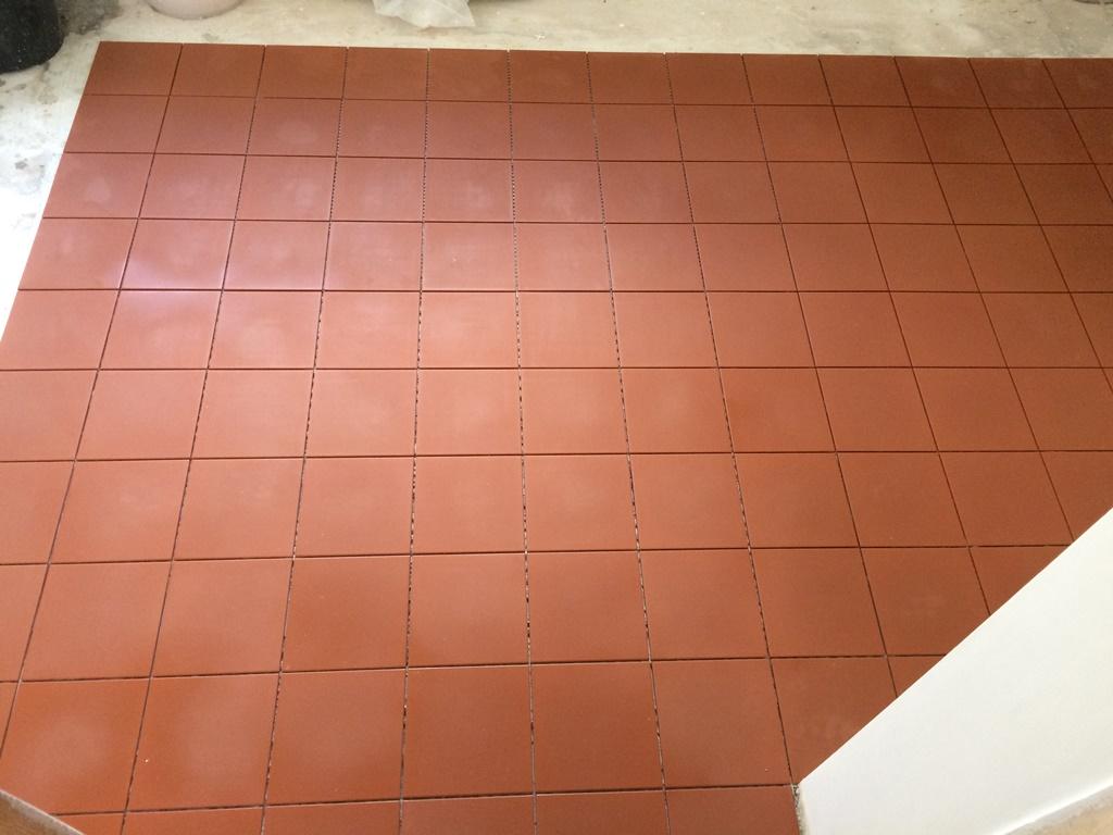 Tiling styles in London