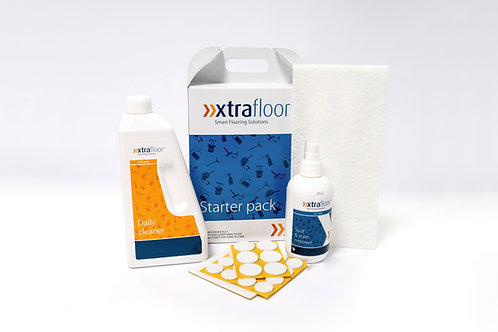 XtraFloor Consumer Care Kit