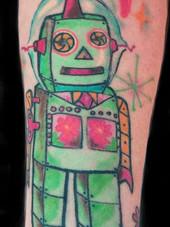 Robot Camille