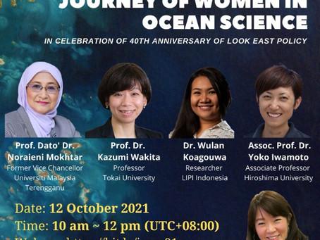 Deep Dive Into the Journey of Women in Ocean Science