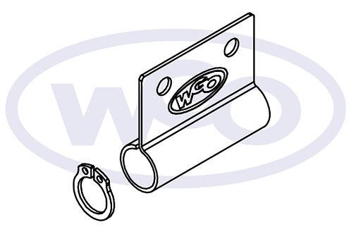 Bandeirinha e Anel Elástico p/ Empurrador de Material 14mm  (Cod. 1114)