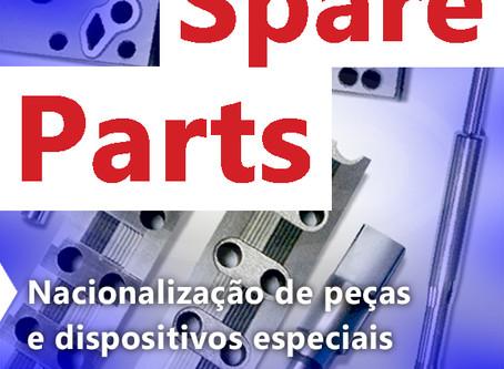 Spare Parts Peças Sob Medida - Indústria