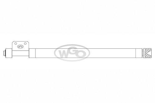 Empurrador de material 25,4mm p/ TD-26 (cód. 1026)