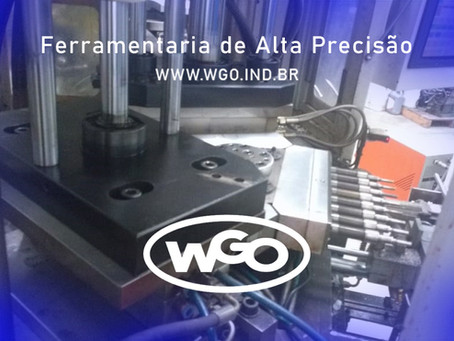 Sobre Moldes Termoplásticos - Fabricação e Manutenção