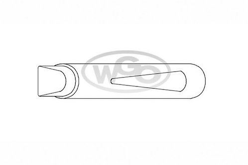 Agulha para curva Ø12mm p/ TB-42 e TB-60 (Cod. 1519)