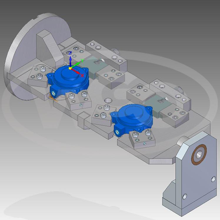 Definição de ferramentaria em sp - Projeto 3D - Ferramental - dispositivo - construído