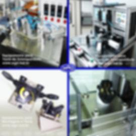Equipamentos Automatizados Diversos WGO.