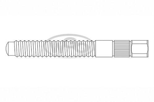Parafuso com haste p/ micrômetro p/ A-15 e A-25 (Cod. 2221)