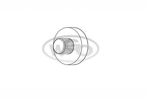 Pino de encosto p/ suporte transversal  p/ A-15 e A-25 (Cod. 2222)