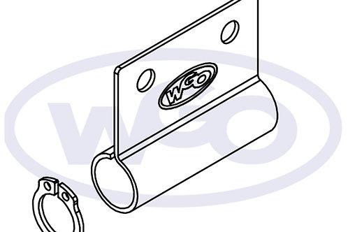 Bandeirinha e Anel Elástico p/ Empurrador de Material 22mm  (Cod. 1122)