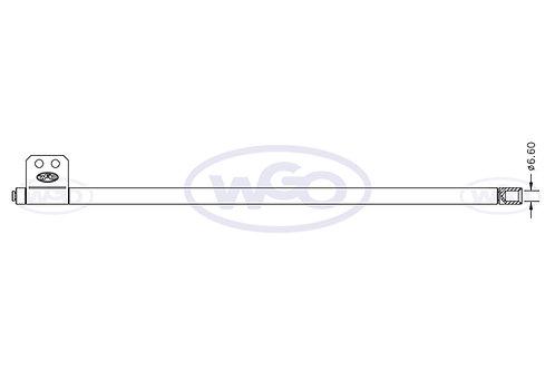 Empurrador de material 10mm p/ A-15 e A-25 (cod. 1016)