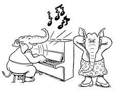 Elefant spiller klaver.jpg