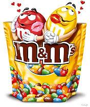 M&Ms forelsket på Slikpose.jpg