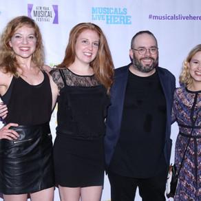 NYMF Opening Night