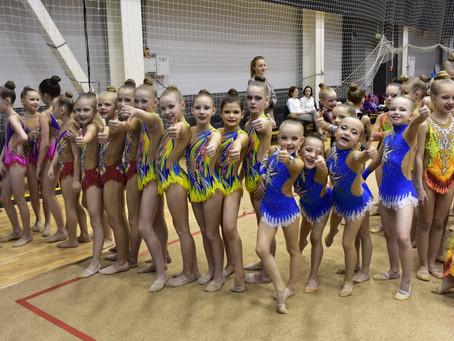 Региональные соревнования по художественной гимнастике «Турнир памяти А. Масловой»