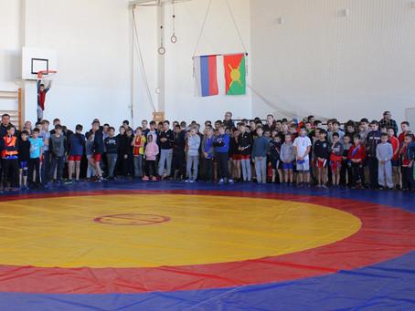 31-й Традиционный Российский турнир по греко-римской борьбе в Мулино