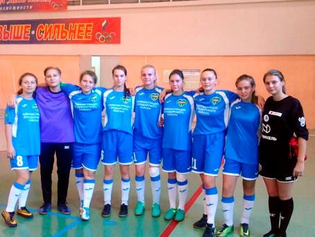 Второй тур Нижегородской области по мини-футболу среди команд девушек