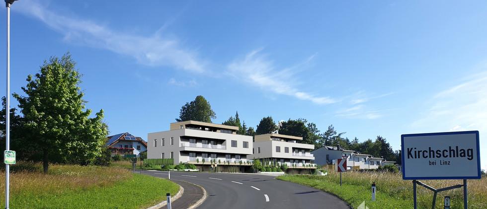 Panorama Residenz Kirchschlag