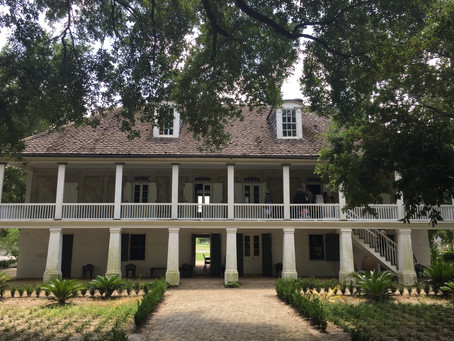 History of the Whitney Plantation