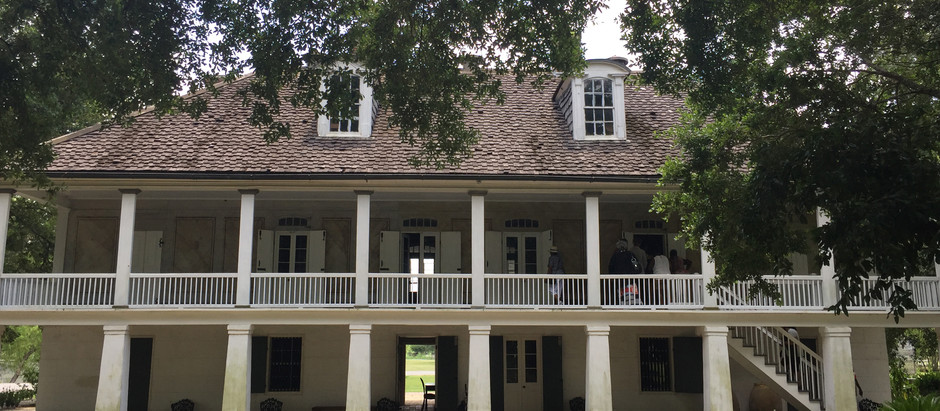 History of the Whitney Plantation