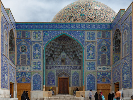 Remarkable Sights Along Central Asia's Silk Road