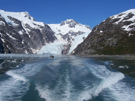 The Beauty of Kenai Fjords Park, Alaska