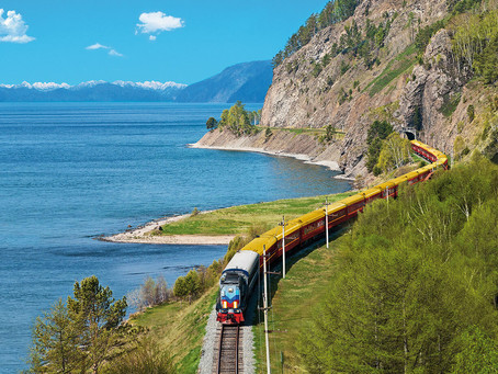 The Trans-Siberian Railway and the Clash Between Russia and Japan