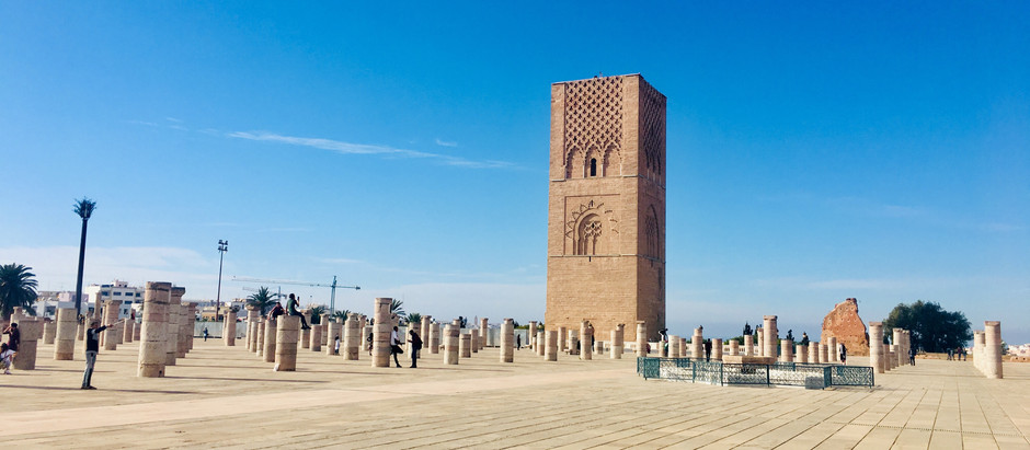 Six UNESCO Heritage Sites in Morocco