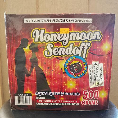 Honeymoon Sendoff