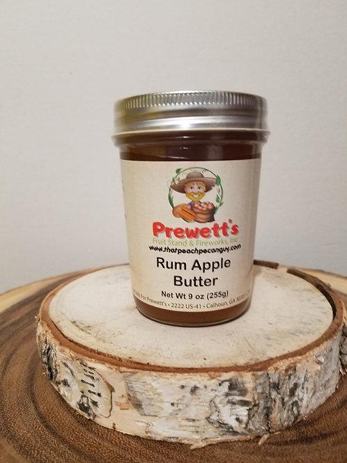 Rum Apple Butter