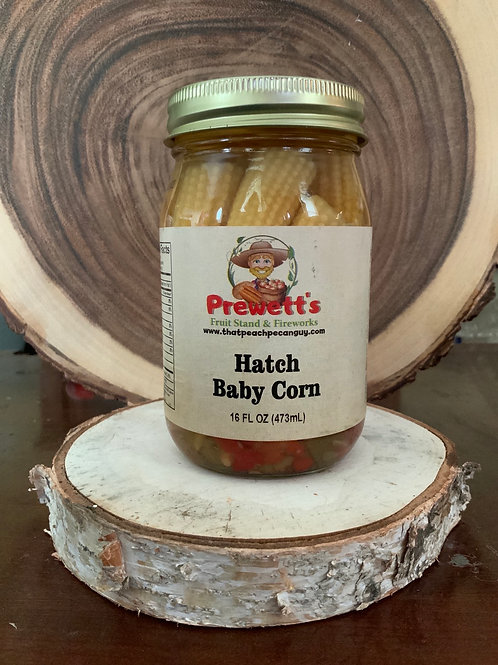 Hatch Baby Corn