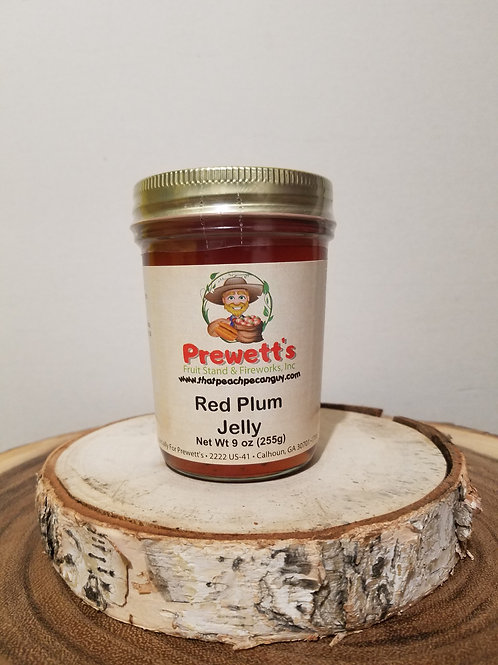 Red Plum Jelly