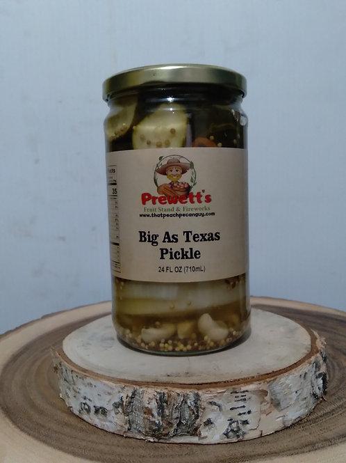 Big As Texas Pickles