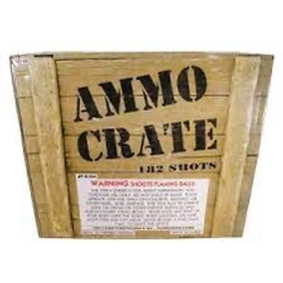 Ammo Crate Cake