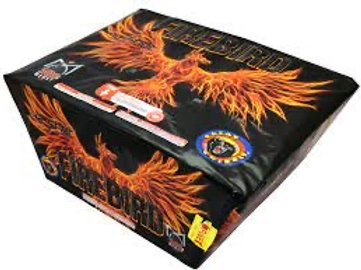 Firebird Cake