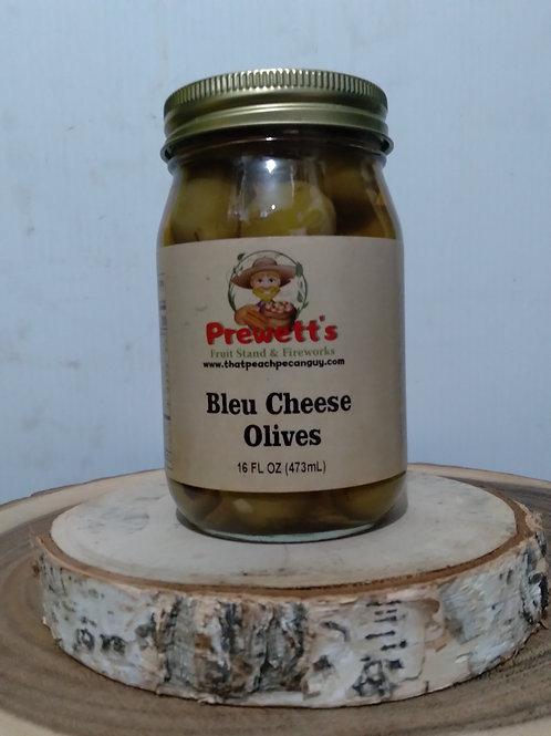 Bleu Cheese Olives