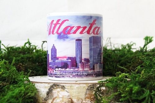 Atlanta City Mug
