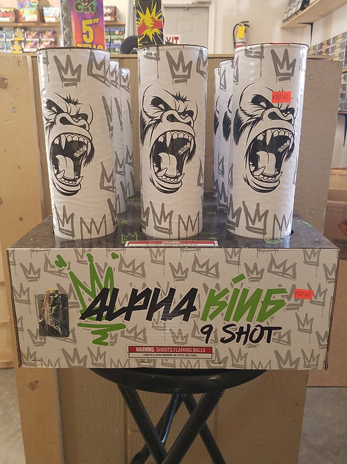 Alpha King 9 Shot