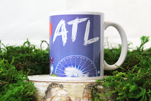 I Heart ATL Mug