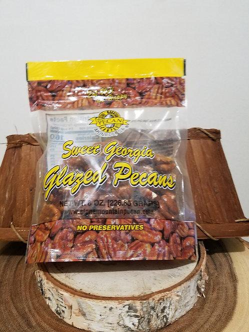 Sweet Georgia Glazed Pecans
