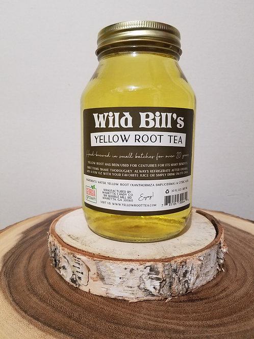 Wild Bill's Yellow Root Tea