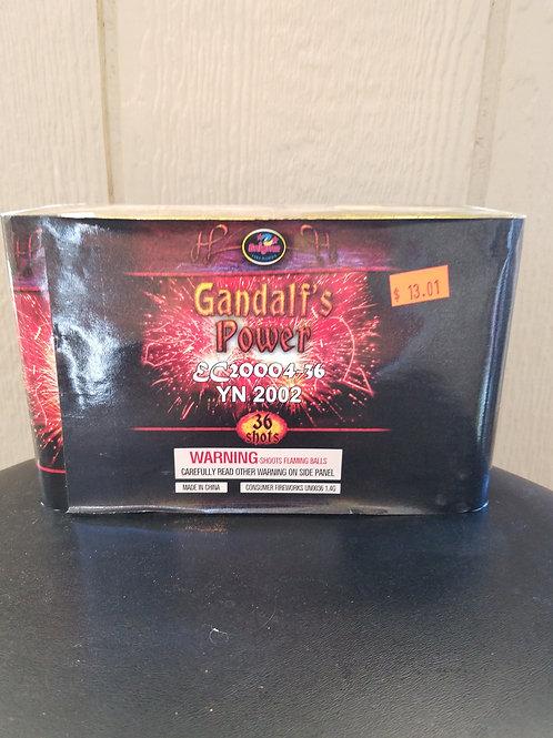 Gandolf's Power