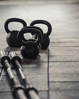 Инвентарь для тяжелой атлетики и фитнеса