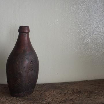仏 木製水筒