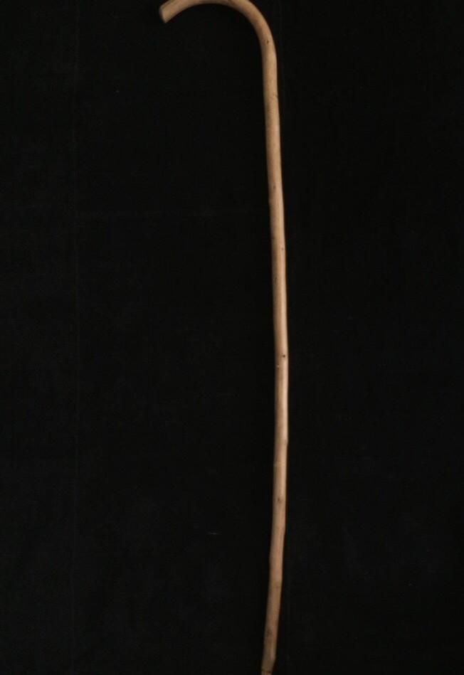 仏 アルプス登山用 杖